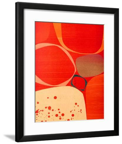 Sao Paulo II-Rex Ray-Framed Art Print