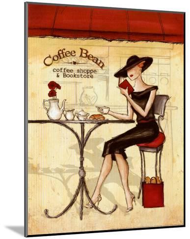 Femme Elegante II-Andrea Laliberte-Mounted Art Print