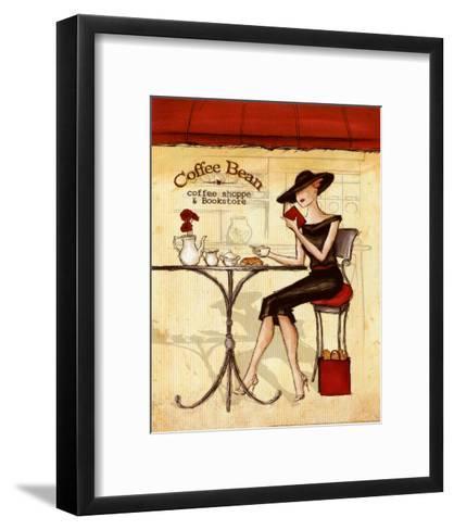 Femme Elegante II-Andrea Laliberte-Framed Art Print