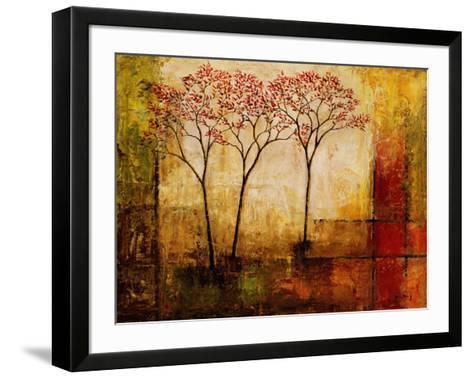 Morning Luster II-Mike Klung-Framed Art Print