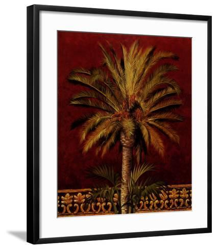 Canary Palm-Rodolfo Jimenez-Framed Art Print