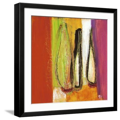 Vallauris-Jocelyne Bonzom-Framed Art Print