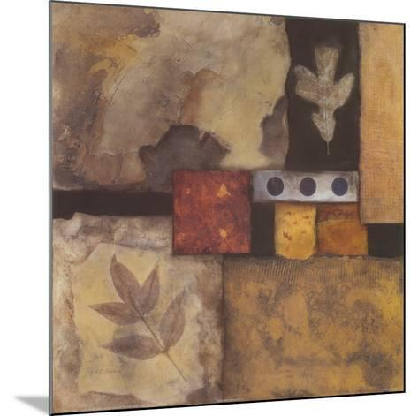 Autumn Abstract I-Norm Olson-Mounted Art Print