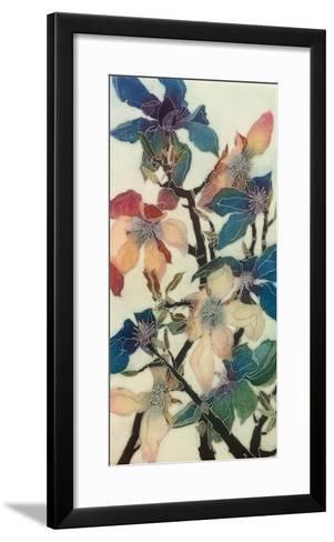 Magnolias XIII-Jenni Christensen-Framed Art Print