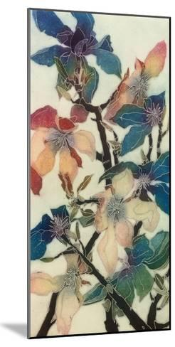 Magnolias XIII-Jenni Christensen-Mounted Art Print
