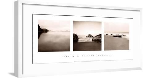 Beaches-Steven N^ Meyers-Framed Art Print