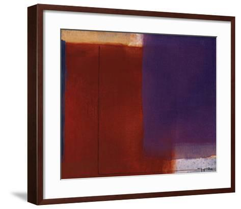 Hours of the Day I-Jaume Ribas-Framed Art Print