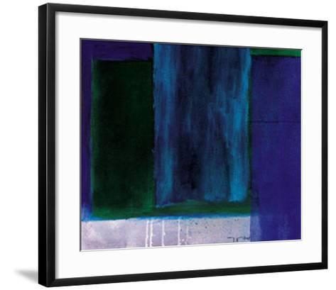 Hours of the Day II-Jaume Ribas-Framed Art Print