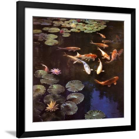Inclinations-Curt Walters-Framed Art Print