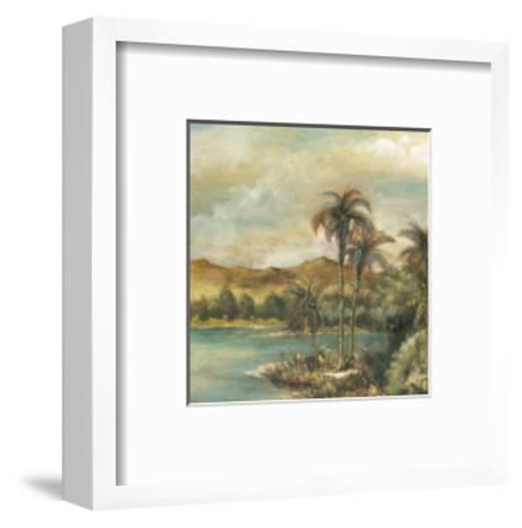 Treasure Isle I-John Douglas-Framed Art Print