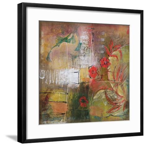 Floral Species I-Josiane York-Framed Art Print