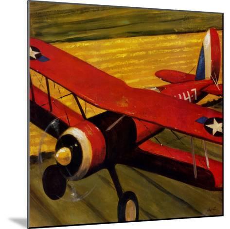 Sky Riders II-Karen Dupr?-Mounted Art Print