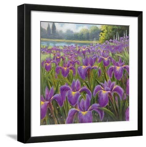 Gardenscape I-Karen Dupr?-Framed Art Print