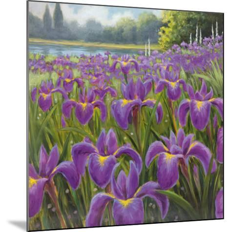 Gardenscape I-Karen Dupr?-Mounted Art Print