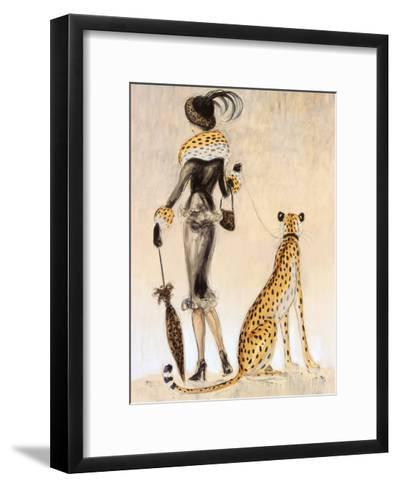 Cosmopolitan II-Karen Dupr?-Framed Art Print