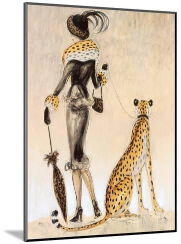 Cosmopolitan II-Karen Dupr?-Mounted Art Print
