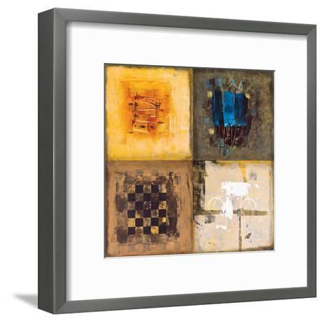 Yellow-Jennifer Hollack-Framed Art Print