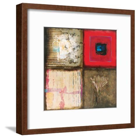 Red Hot-Jennifer Hollack-Framed Art Print
