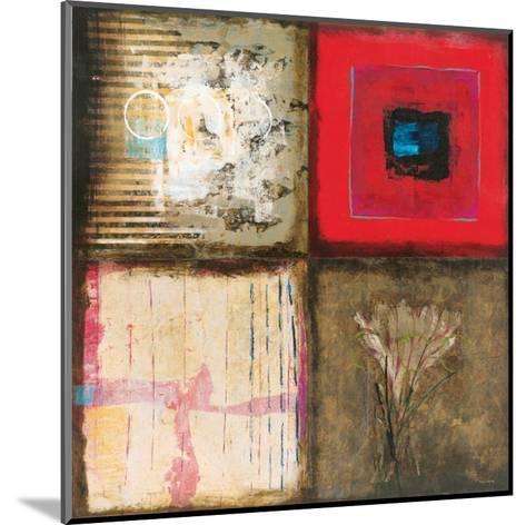 Red Hot-Jennifer Hollack-Mounted Art Print
