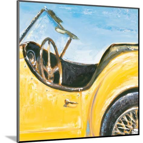 Roadster I-P^ Moss-Mounted Art Print