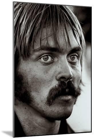 Steve Prefontaine, Portrait-Brian Lanker-Mounted Art Print