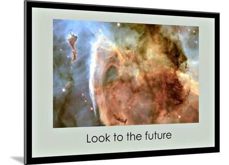 Believe in the Future--Mounted Giclee Print