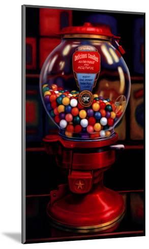 Gumball Machine IV-TR Colletta-Mounted Art Print