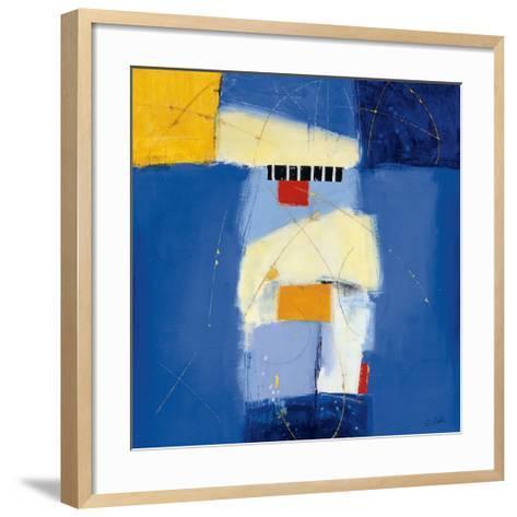 Rhapsody-Carolyn Cole-Framed Art Print