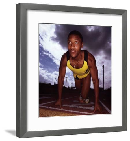 Effort--Framed Art Print