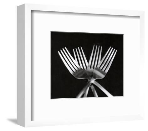 Forks-Mike Feeley-Framed Art Print
