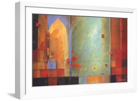 Passage to India-Don Li-Leger-Framed Art Print