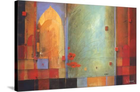 Passage to India-Don Li-Leger-Stretched Canvas Print