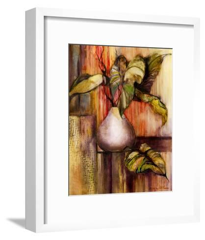 Tropical Elements I-Sandy Clark-Framed Art Print