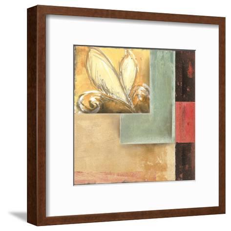 Tapestries VI-Jonde Northcutt-Framed Art Print