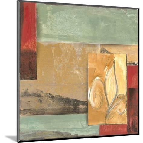 Tapestries VII-Jonde Northcutt-Mounted Art Print