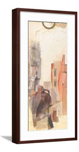 Memories II-W^ Reinshagen-Framed Art Print