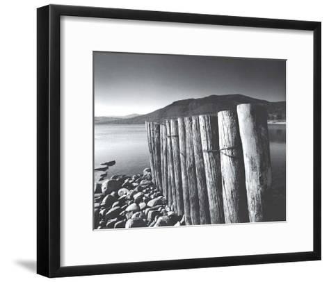The Palisade--Framed Art Print