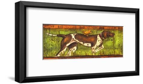 Hunting Season-Aline Gauthier-Framed Art Print