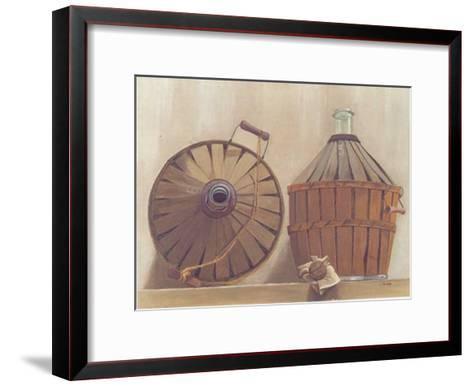 Bonbonnes II-Claudine Picard-Framed Art Print
