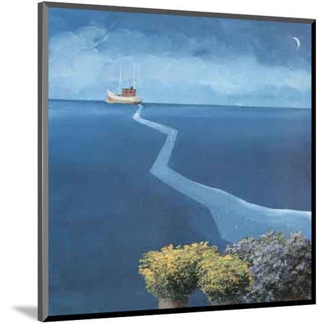 By Land and By Sea IV-Marko Viridis-Mounted Art Print