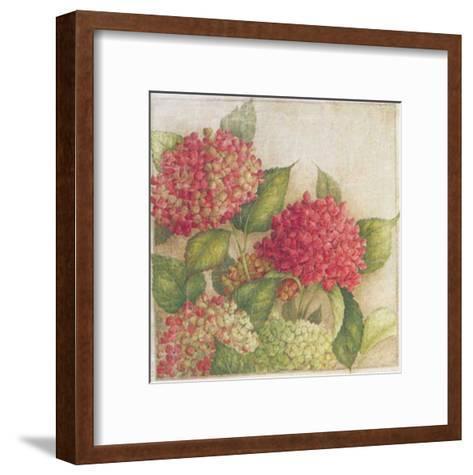 Hortensia II-Vincent Jeannerot-Framed Art Print