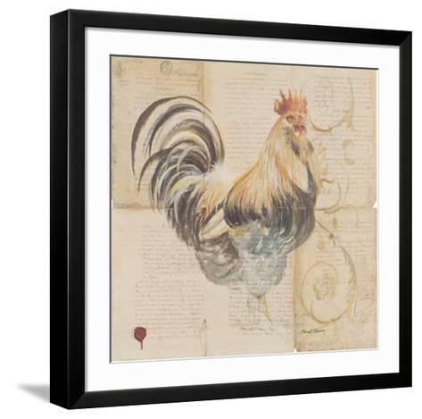 Le Coq-Pascal Cessou-Framed Art Print