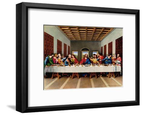 The Last Supper--Framed Art Print