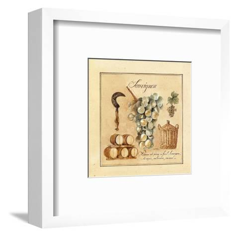 Sauvignon-Laurence David-Framed Art Print