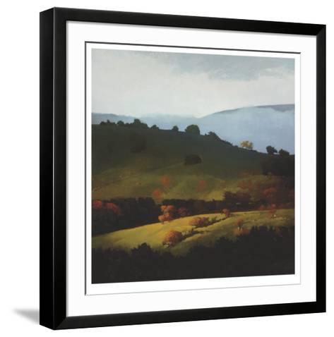 Fog Bank-Marc Bohne-Framed Art Print