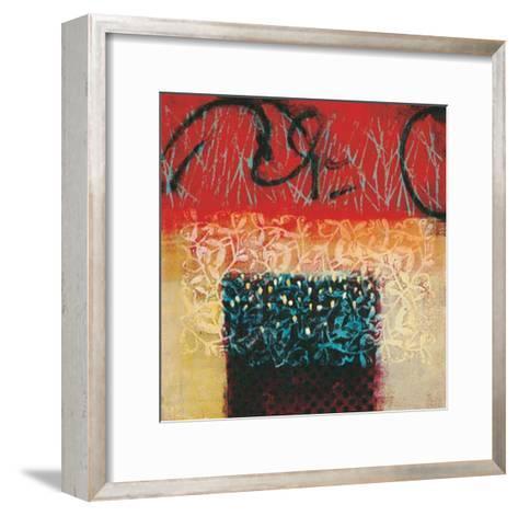A Place in the Heart-Valerie Willson-Framed Art Print