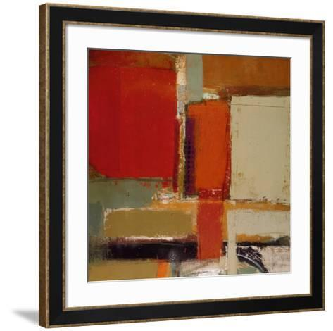 Tapas II-Eric Balint-Framed Art Print