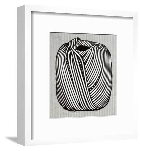 Ball of Twine, 1963-Roy Lichtenstein-Framed Art Print