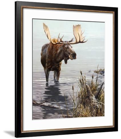 Silent Waters-John Seerey-Lester-Framed Art Print