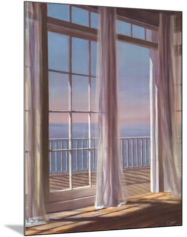 Sea Breeze II-Carol Saxe-Mounted Art Print